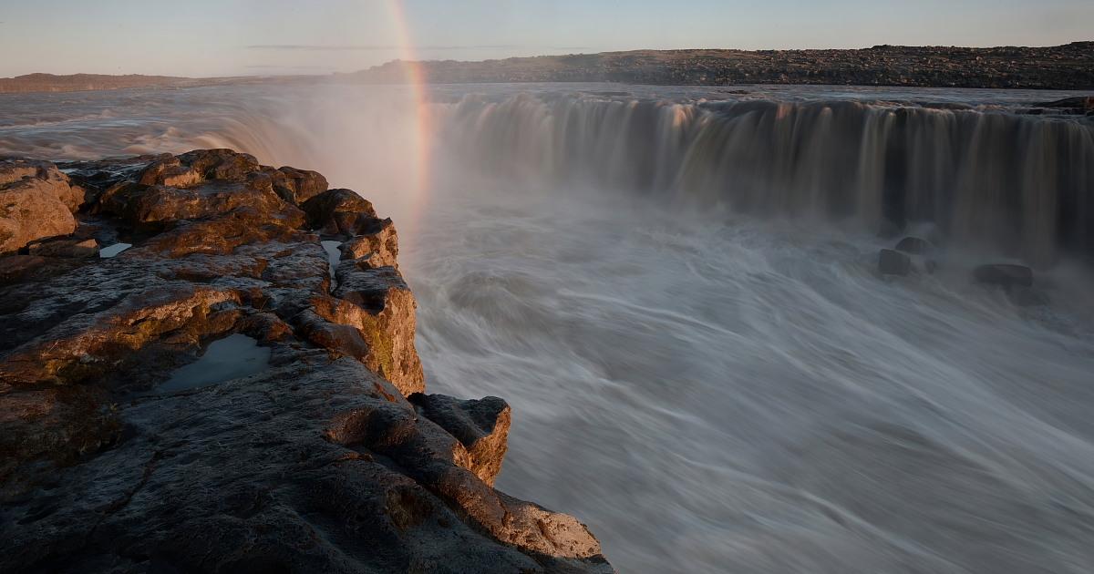 Selfoss #2, Iceland